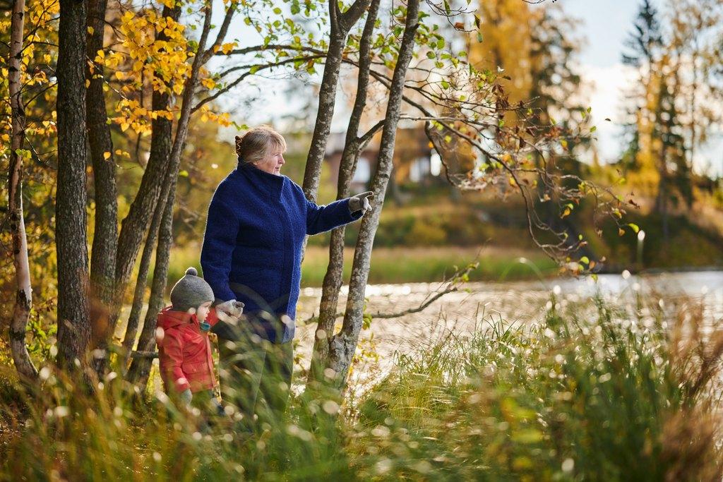Luontoyhteys on mahdollistettava myös iäkkäille - Luonto antaa voimaa Vanhustenviikolla 3.-10.10.2021