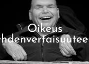 Mun elämäni muutos -kampanjassa vaikeasti vammaiset ihmiset kertovat tarinansa itse