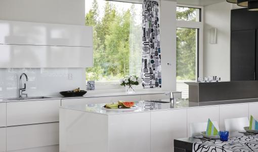 Ikkunaremontti parantaa omakotitalon energiatehokkuutta