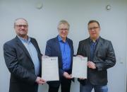 Suomen ensimmäinen Talotekniikkasertifikaatti (TT-sertifikaatti) myönnettiin LSK-konsernille