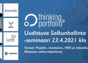 Thinking Portfolion Uudistuva salkunhallinta -virtuaalitapahtuma kokoaa yhteen ennätysyleisön