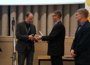 Novatron Oy:lle ja Nokian kaupungille tunnustus yhdyskuntatekniikka-teosta