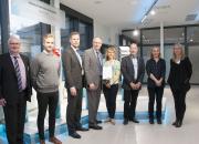 Purso Group Oy lahjoitti 100 000 euroa Tampereen ammattikorkeakoululle