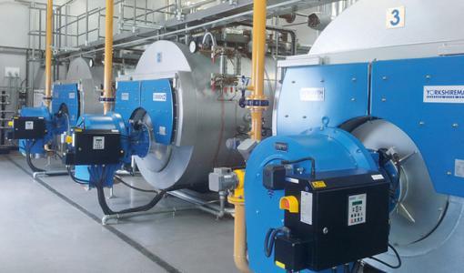 Höyrykattilat ja polttoaineenkulutus hallintaan SICKin nesteantureilla