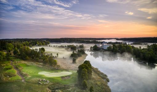 Jo neljä golf-kiertuetta siirtänyt finaalipelit ulkomailta Ahvenanmaalle — saaren kentillä ennätysmäärä ennakkovarauksia
