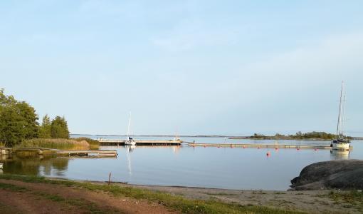 Hållbara Åland kan nu stoltsera med sex nya Blue Flag-gästhamnar
