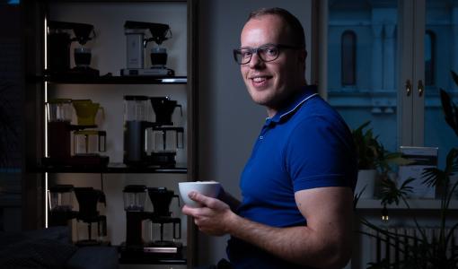 Kotimainen kahvialan startup-yritys Slurp uudistaa palveluaan ja laajentaa toimintaansa uusille markkina-alueille