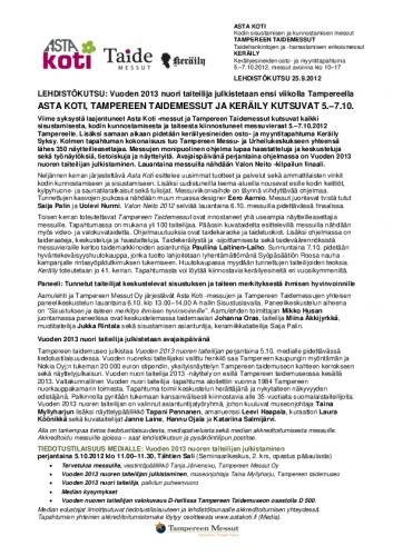 astakotitampereentaidemessutkeraily_lehdistokutsu25092012.pdf