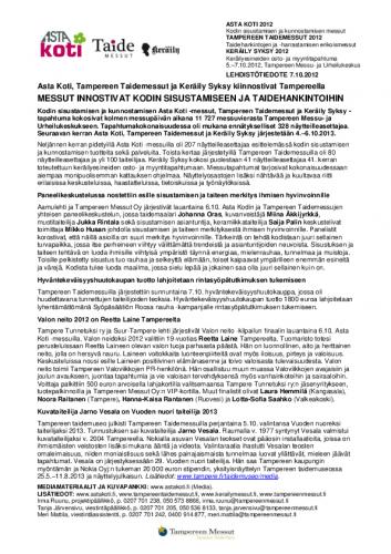 asta-kotitampereentaidemessutkeraily_lehdistotiedote07102012.pdf