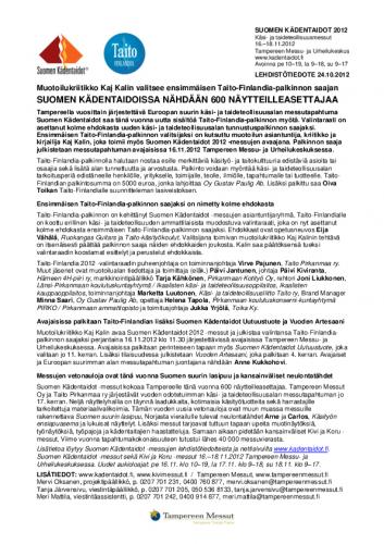 suomenkadentaidot2012_lehdistotiedote24102012.pdf