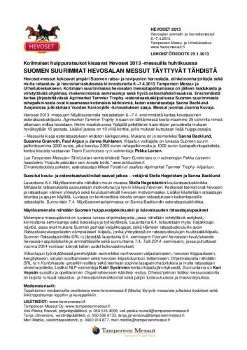 hevoset-2013_lehdistotiedote25012013.pdf