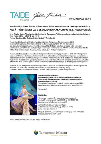 tampereentaidemessut_rintala_kevatporriaiset_ennakkoinfotilaisuus_mediakutsu08052013.pdf