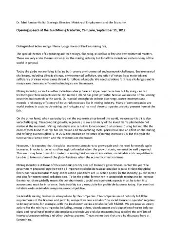 maripantsar-kallio_openingspeech_euromining2013.pdf
