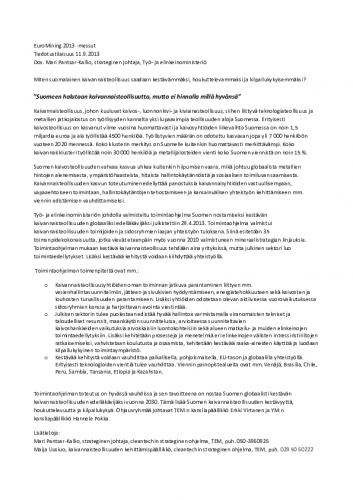 maripantsar-kallio_tiedotustilaisuus_euromining2013.pdf