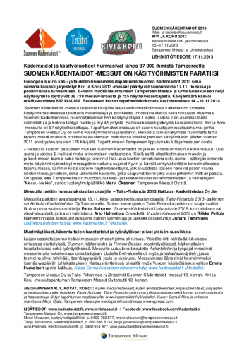 suomenkadentaidot2013_lehdistotiedote17112013.pdf
