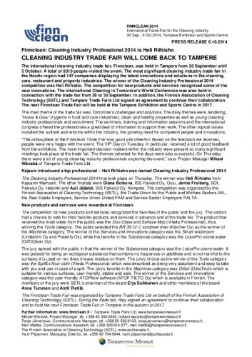 finnclean_pressrelease_06102014.pdf