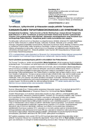 eurosafety_tyohyvinvointi_nwe_2014_lehdistotiedote05112014.pdf