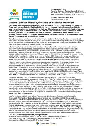 vuodenkotimaanmatkailuyritys2015_supermessut_lehdistotiedote17042015.pdf