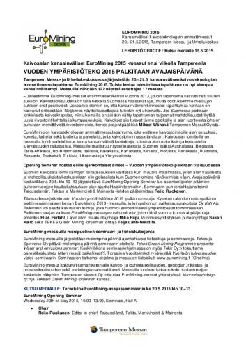 euromining-2015_lehdistotiedotemediakutsu15052015.pdf