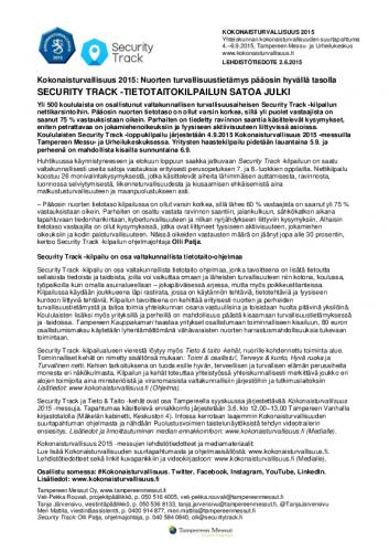 kokonaisturvallisuus2015_lehdistotiedote_02062015.pdf