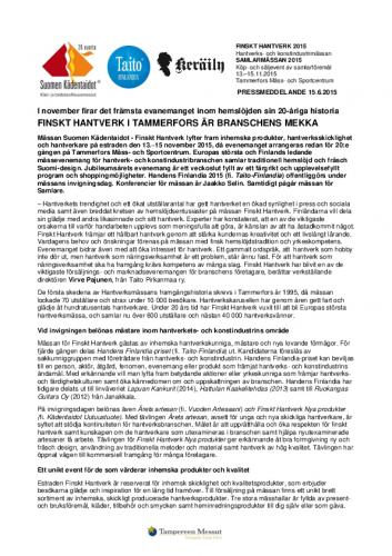 finskthantverksamlarmassan2015_pressmeddelande15062015.pdf