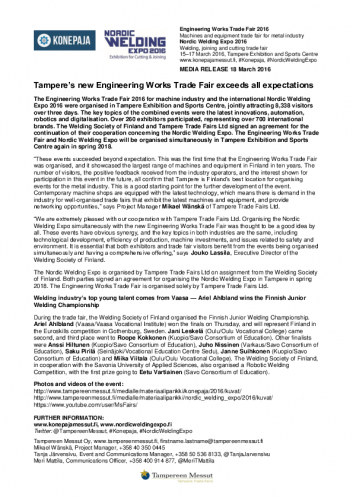 konepajanordicweldingexpo-2016_pressrelease_18032016.pdf