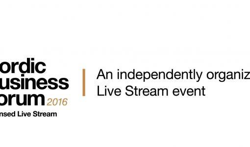 Nordic Business Forum Live Stream ja Musiikki & Media saman katon alle