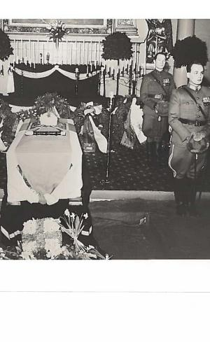 Lottien kunnianosoitus marsalkka Mannerheimille toteutuu 70 vuoden viiveellä