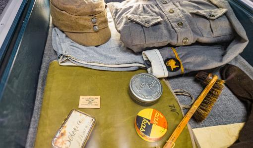 Lottamuseon uudet näyttelyt avaavat oven suomalaisen naisen sitkeyteen