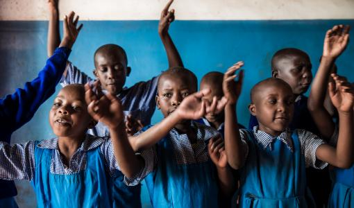 Tänäkin jouluna moni kenialaistyttö on vaarassa joutua silvotuksi