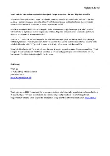 tiedote_vincit_eba_2013.pdf