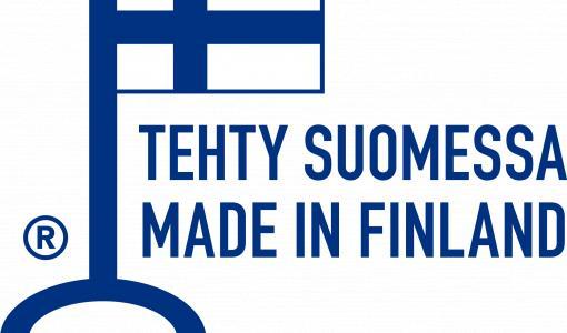 Avant-kuormaajille on myönnetty Avainlippu-tunnus merkkinä Suomessa valmistetuista tuotteista