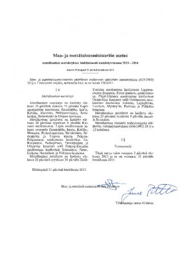 asetus_metsahanhi.pdf