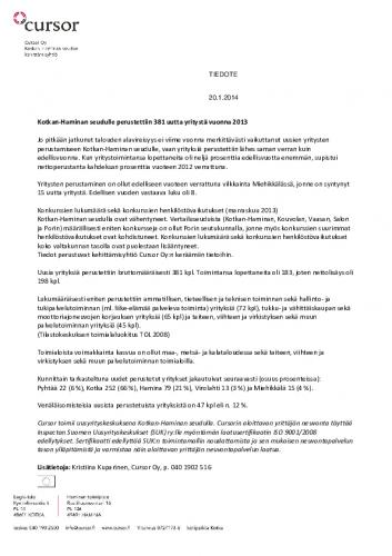 tiedote-uudet-perustetut-yritykset-ko-ha-seutu-1-12.2013.pdf