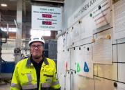 Parman Kotkan tehtaalla jo 2 500 tapaturmatonta työpäivää