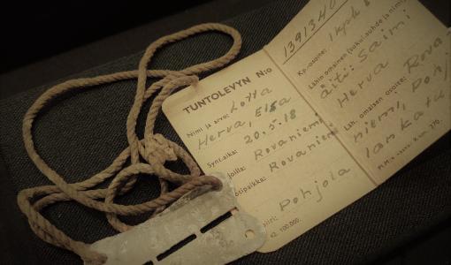 """""""Vaadi aina enin itseltäsi!"""" - Pienoisnäyttely lappilaisten lottien historiasta Arktikumissa Rovaniemellä"""