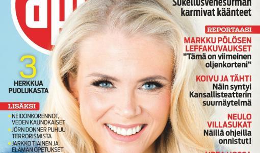 Suomen suurimmaksi viikkolehdeksi nousi Apu