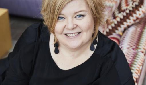 Mari Paalosalo-Jussinmäki myös Meillä Kotona -sivuston päätoimittajaksi