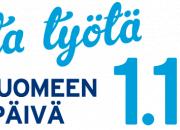 Osta työtä Suomeen -päivää vietetään perjantaina 1.12. - Avainlippu-merkistä tunnistaa Suomessa valmistetun tuotteen