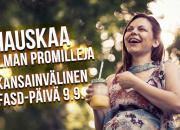 Hauskaa ilman promilleja – kansainvälinen FASD-päivä 9.9.
