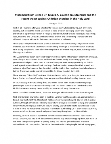 statement-from-bishop-dr.-munib-a.-younan-on-extremists-and-the-recent-threat-against-christian-churches-in-the-holy-land.pdf