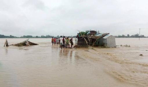 5 frågor och svar om översvämningarna i Nepal