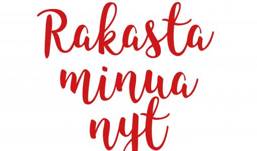 Rakasta minua nyt: Lähetysjuhlat Kuopiossa 25.–27.5.2018
