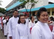 Ensimmäiset naiset papeiksi Thaimaassa