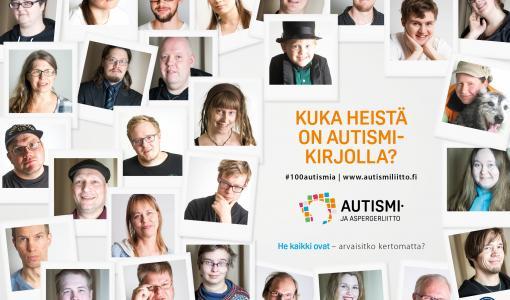 Autismi- ja Aspergerliitto haastaa autismistereotypiat