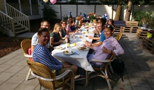 Rotterdamin suomalainen merimieskirkko 90 vuotta