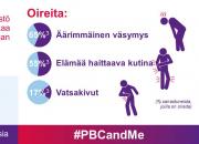 Maksasairauden aiheuttama väsymys haittaa arkea – PBC-päivä 10.9.2017