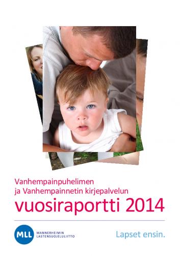 vanhempainpuhelimen-ja-vanhempainnetin-kirjepalvelun-vuosiraportti-2014.pdf