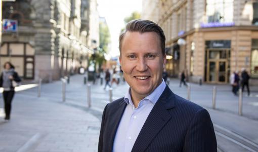 Kalle Kekkonen aloittaa Onvestin toimitusjohtajana – perheyhtiö suuntaa uuteen vaiheeseen