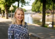 Kokoomusopiskelijoiden Janika Takatalo ehdolle eurovaaleissa 2019